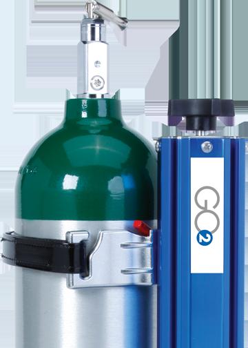 GO2 Oxygen Tank Holder