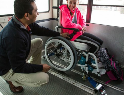 Device of the Hour: Standardized Wheelchair Securement Loops