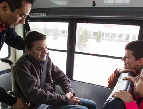 TITAN800 Featured in School Bus Fleet Magazine